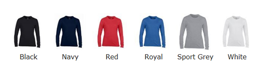 Female Long Sleeved Technical Top
