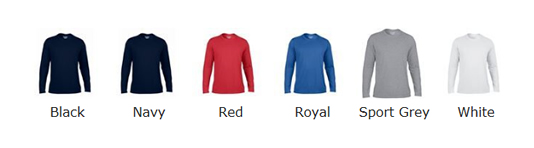 Male Long Sleeved Technical Top